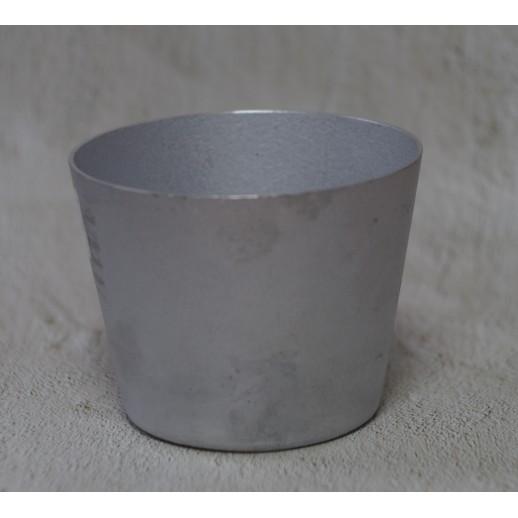 Форма для выпечки куличей и хлеба 3мм, 0,75 л литой аллюм 8272, Формы для выпечки торта, кексов, хлеба