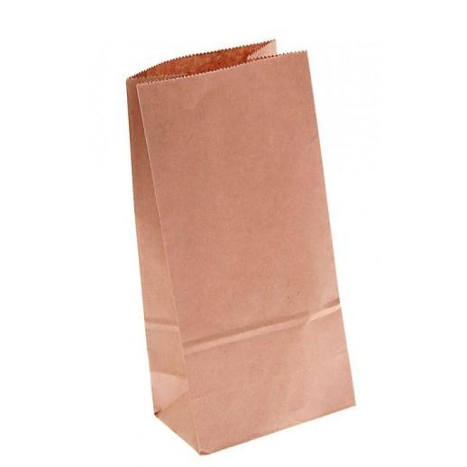 Упаковка Пакет бумажный 30*10*4 см крафт 1 шт 108-016