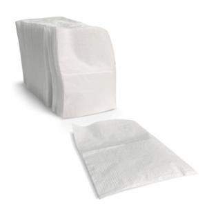 Салфетки диспенсерные Lime 16*18 см белые 1-слойные 150 шт 48/уп 247150