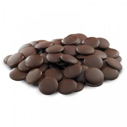 Глазурь кондитерская Мастер Мартини Caribe темная диски 1 кг Италия 4048, Шоколад, шоколадная глазурь