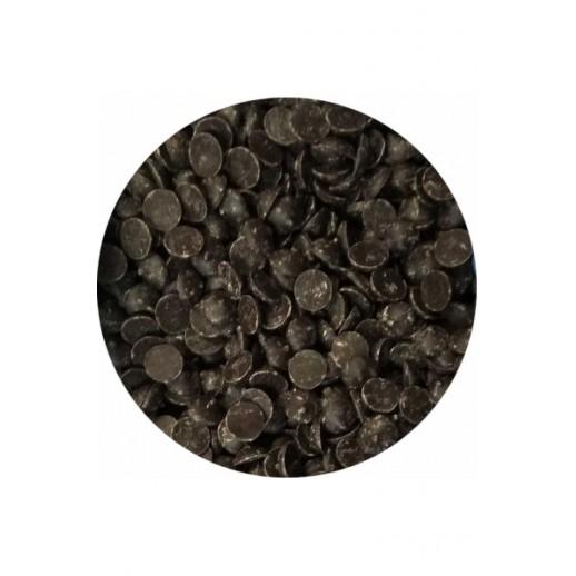 Шоколад темный горький 60 % Ариба Мастер Мартини диски 0,5 кг 35/37 Италия 20012, Шоколад, шоколадная глазурь