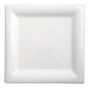 Тарелка квадратная 18*18 см Kunst Werk PL 99004030