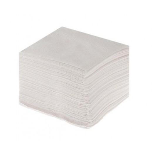 Салфетки бумажные белые целлюлозные 100 , Бумажные салфетки