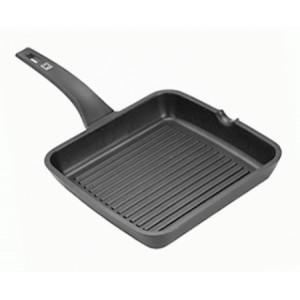 Сковорода-гриль 28*28 см квадрат индукция Efficient Pinti 271428/5328