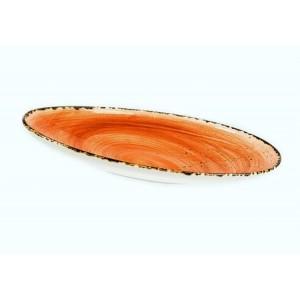 Тарелка овальная 225 мм. Organica Spice 81223081