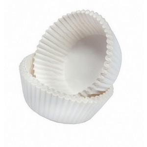 Капсула бумаж круглая № 2 белая 27*16,5 мм 2000 шт 66102