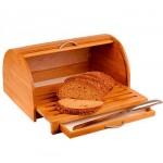 Деревянная посуда, плетёные корзинки, хлебницы