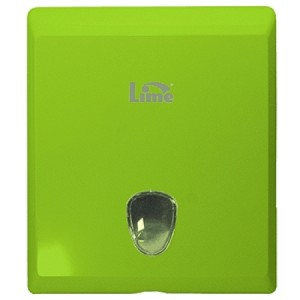 Диспенсер для Z полотенец Lime COLOR зеленый 70610EVS