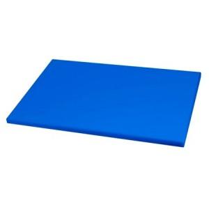 Доска разделочная п/п 600*400*18 мм синяя