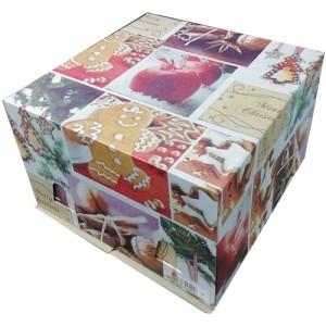 Короб картонный 300*300*190 ПРЯНИК 038400