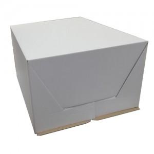 Короб картонный БЕЛЫЙ 300*400*200 мм 020100