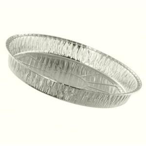 Форма алюминиевая круглая 220 мл 13 см 150 шт С55