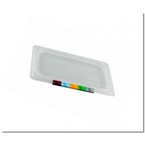 Крышка к гастроемкости 1/4 п/п прозрачная RESTOLA 422101801