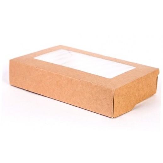 Упаковка ECO TABOX PRO 1000 120*200*40 мм , Картонная упаковка, бумажные крафт пакеты