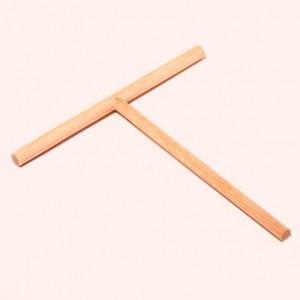Палочка для блинов 14,5*14,5 см бук 3740