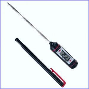 Термометр игольчатый WT-1 электронный от -50 до +250С 309