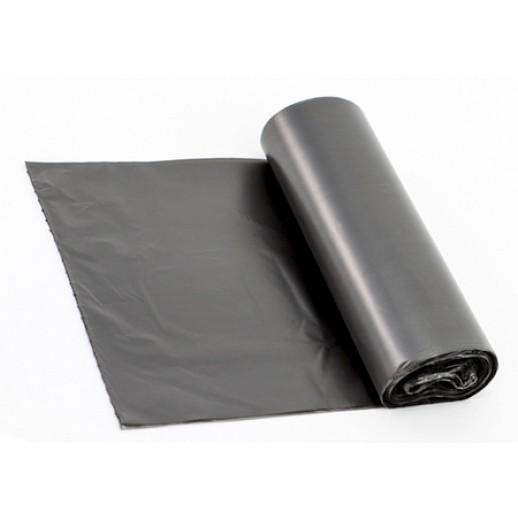 Мешок для мусора 180 л 110*85 см 35 мкм 25 шт, Урны, баки, мешки для мусора, тележки