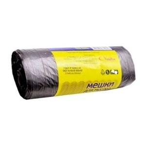 Мешок для мусора 30 л 57*24*11 см 7 мкм 26-30 шт