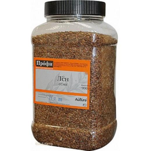 АЙДИГО Лен семена 900 гр 129457, Специи и приправы