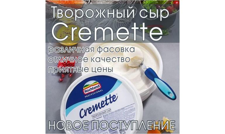 Сыр творожный Креметте 65%