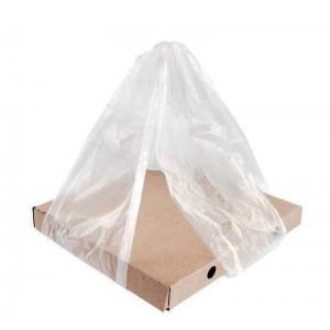 Пакет-майка под коробку для пиццы 30-38 см 50 шт 1184