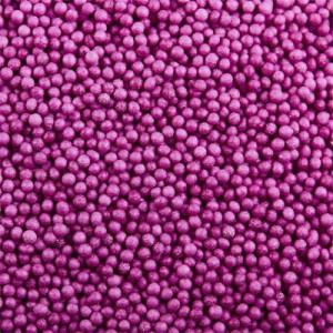 Посыпка сахарная шарики фиолетовые 1 мм 100 гр 19961
