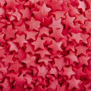 Посыпка Звезды красные 100 гр 63001