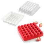 Pavoni, Silikomart формы для муссовых тортов силиконовые