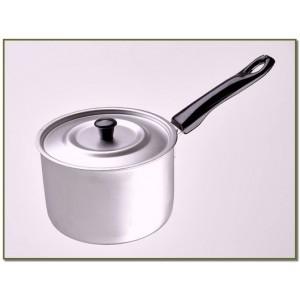 Кастрюля 1,5 л алюминиевая 1 ручка МТ-074