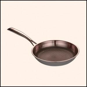 Сковорода алюмин d 450 мм с антипригарным покрытием 35092545