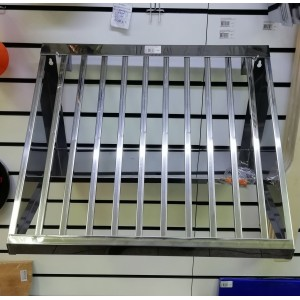 Полка для досок настенная навесная нерж 600/11 см103