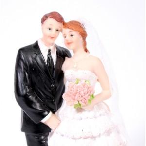 Набор жених и невеста 15 см d 12 см 10504