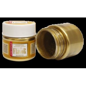 Кандурин пищевой плотный золото 5 гр 15562