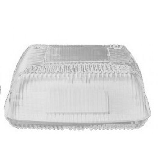 Тортница с крышкой квадратная 260*260*123, Тортницы, коробки для торта и пирожных